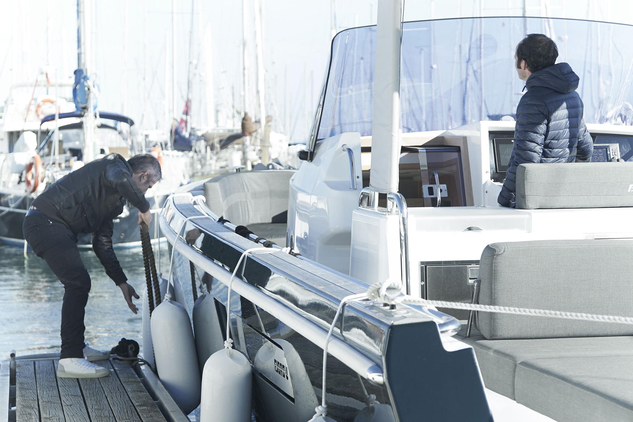 castro defensa náutica